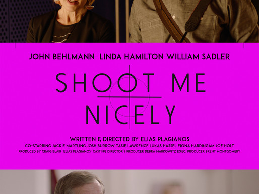 Shoot Me Nicely short film