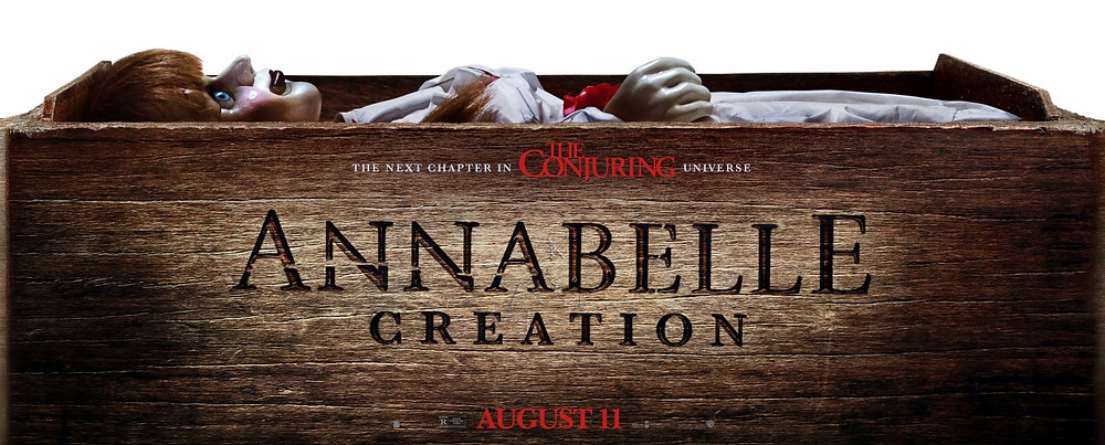 Annabelle: Creation film review UK 2017