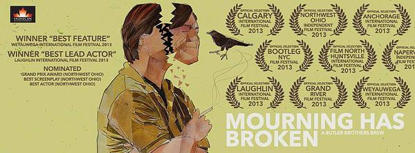 Mourning Has Broken film review