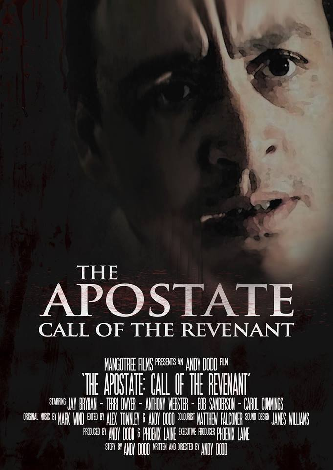 The Apostate: Call of the Revenant UK Film Channel
