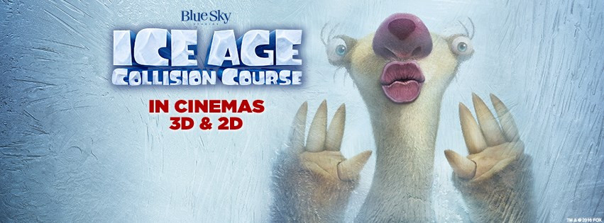 Ice Age Collision Course film review