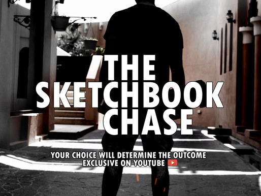 The Sketchbook Case short film