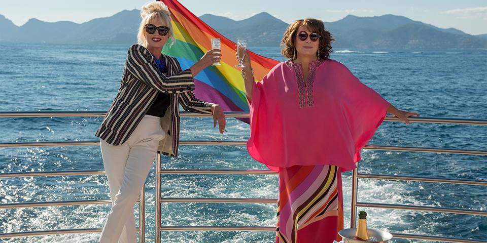 Absolutely Fabulous film review