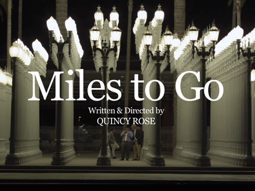 Miles to Go indie film