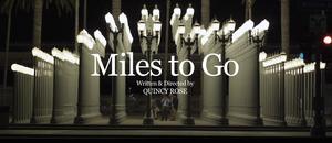 Miles to Go film interview