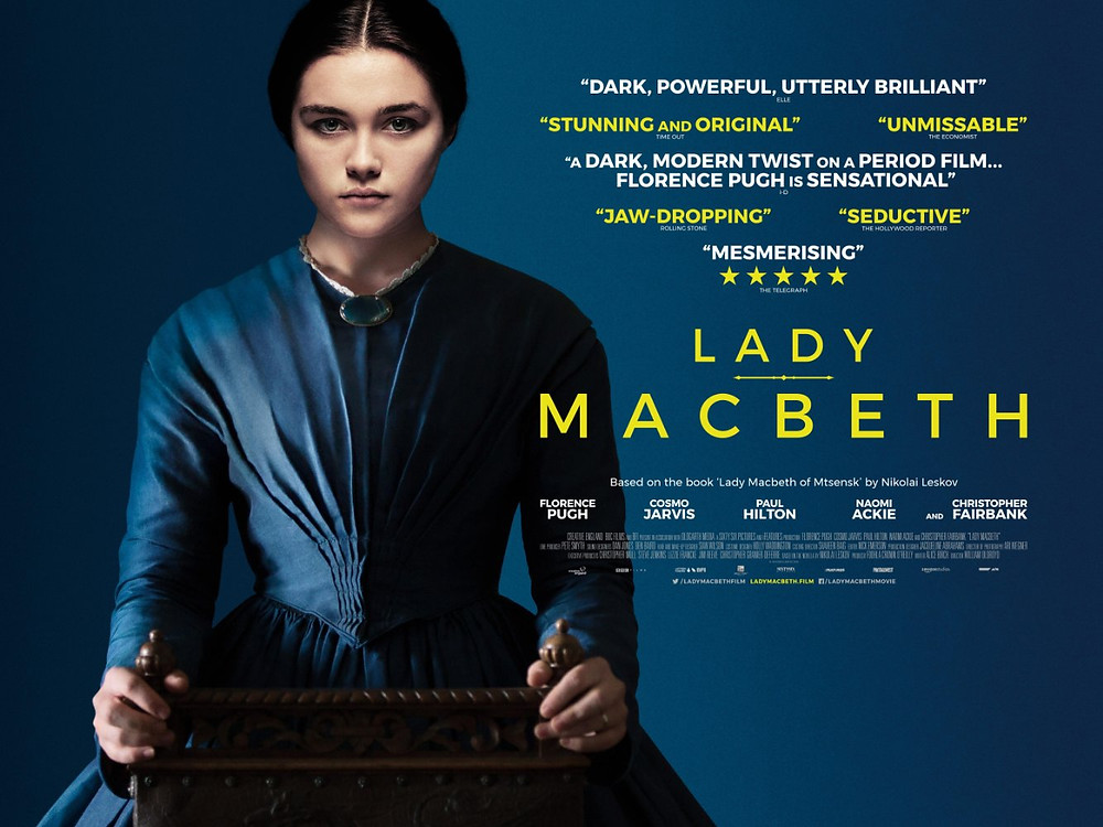 Lady Macbeth film review UK