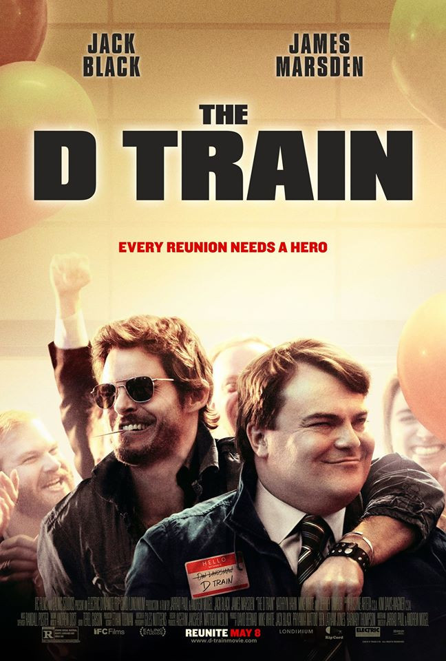 The D Train UK Film Review