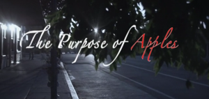 The Purpose of Apples short film