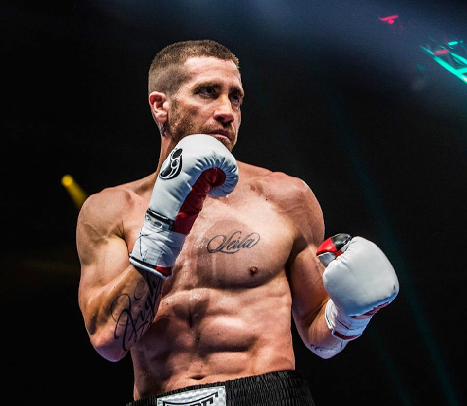 UK Film Review Southpaw