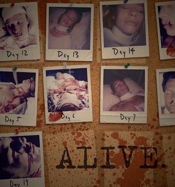 Alive indie film