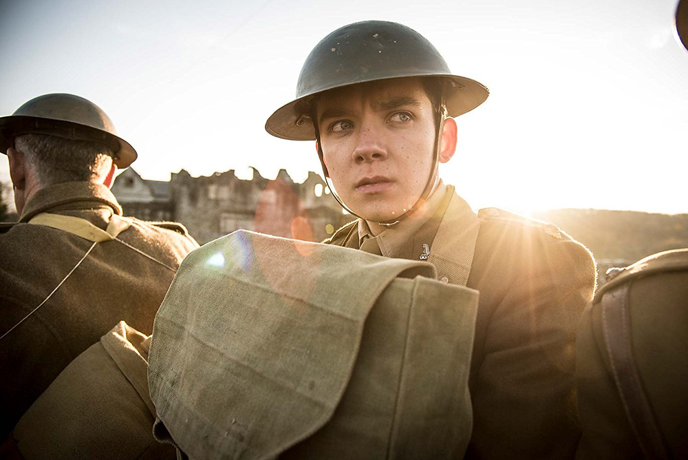 Journey's End BFI london film festival 2017