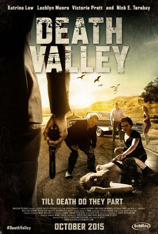 Death Valley film review UK