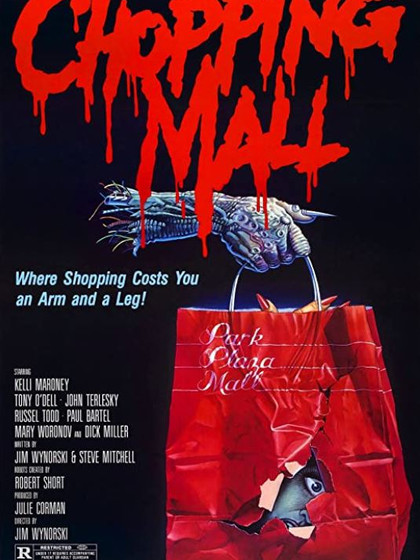 Chopping Mall film review