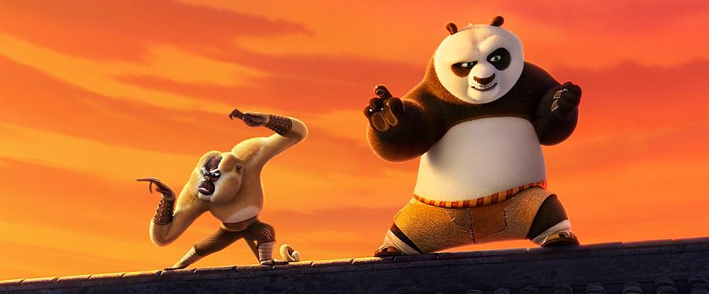 film review Kung Fu Panda