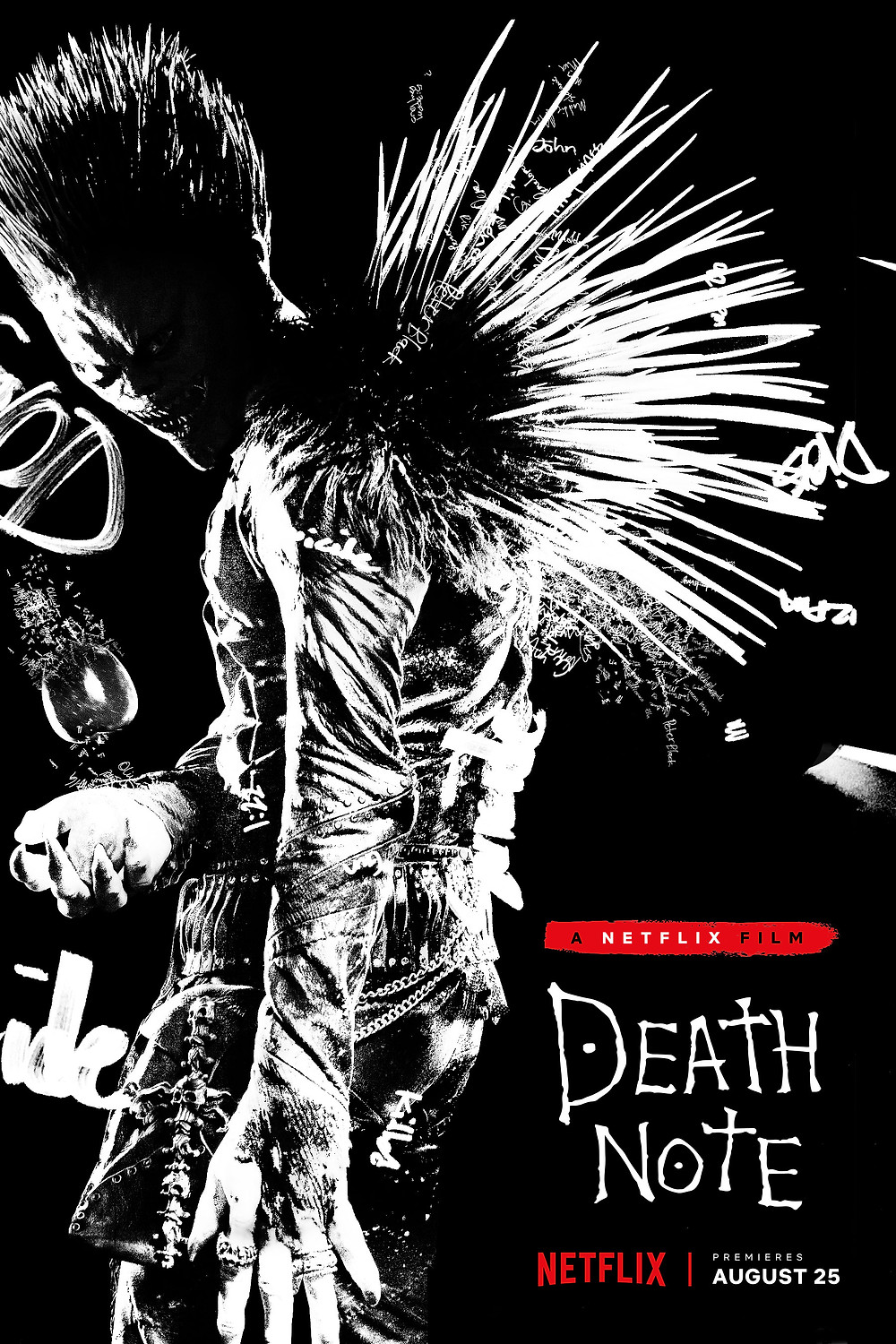 Death Note Netflix film review