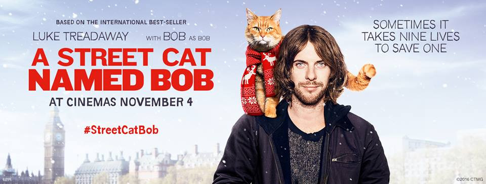 Street Cat Named Bob film review