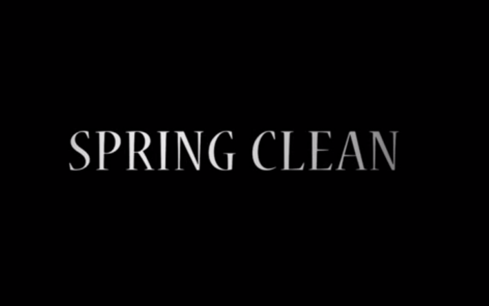 Spring Clean short film
