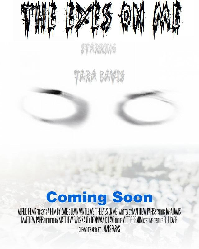 The Eyes on Me movie poster
