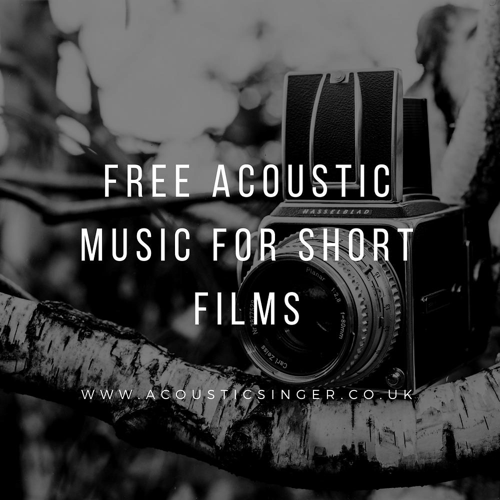 Free Acoustic Music for Short Films