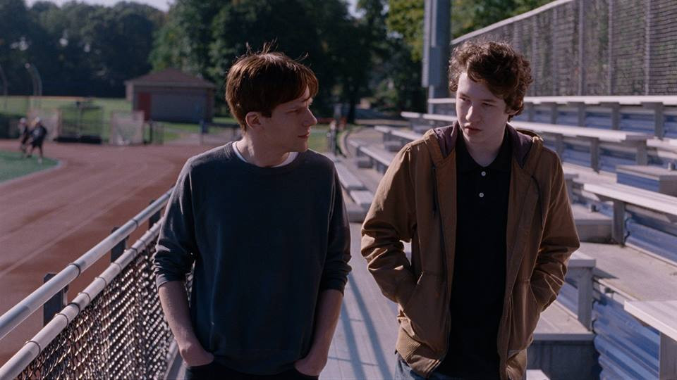 Louder Than Bombs film review UK