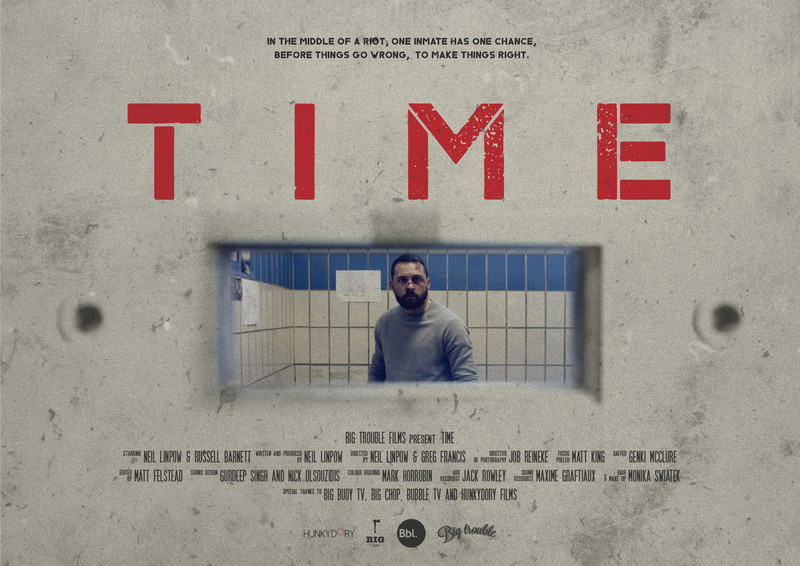 Time short movie poster