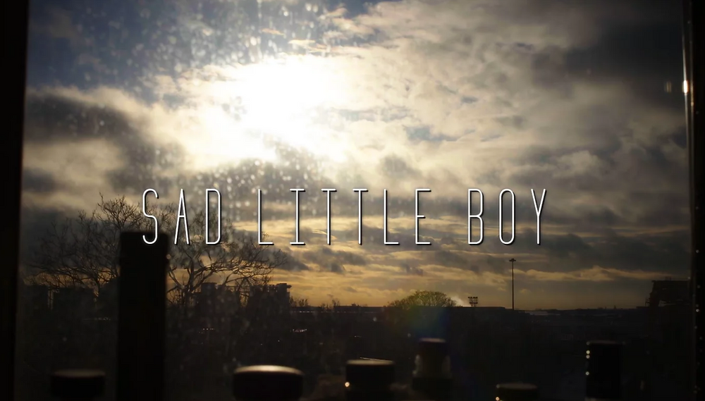 Sad Little Boy short film review