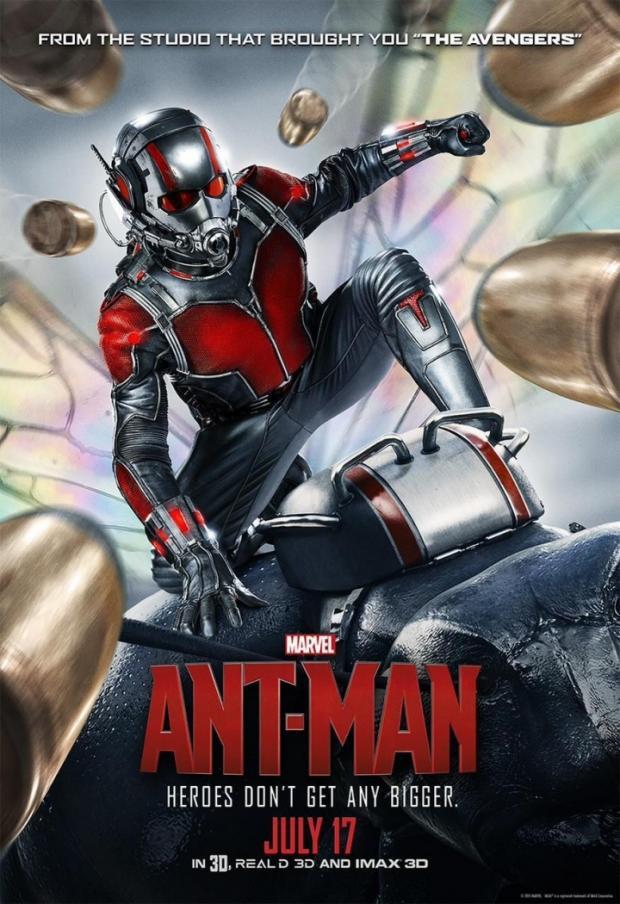 Ant-Man UK film review