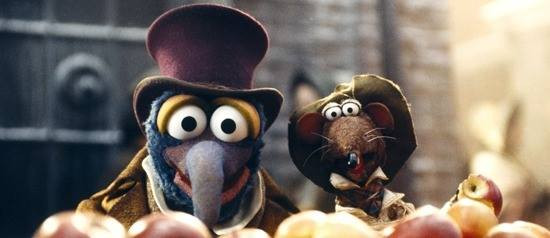 Christmas film review The Muppets