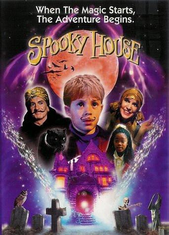 Spooky House William Sachs
