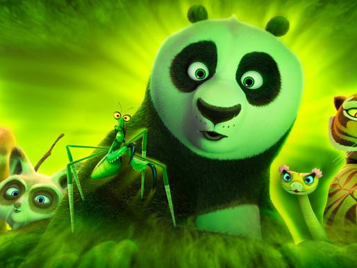 Kung Fu Panda 3 sneak peek