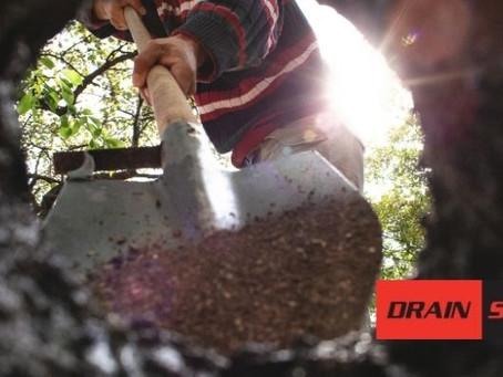 Will a CCTV Drain Survey in London mean excavating my garden?