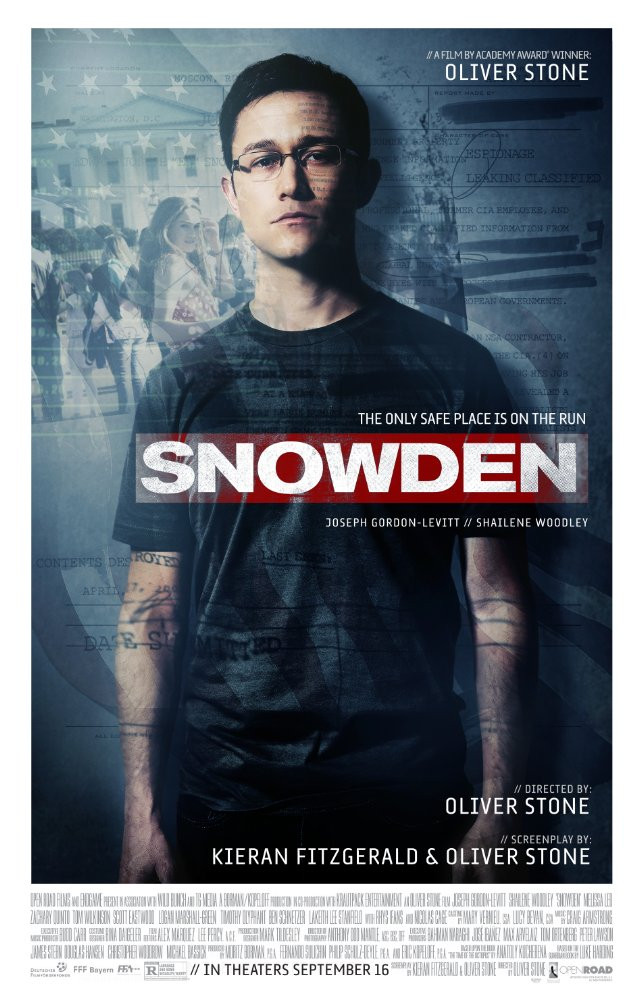 Snowden film review