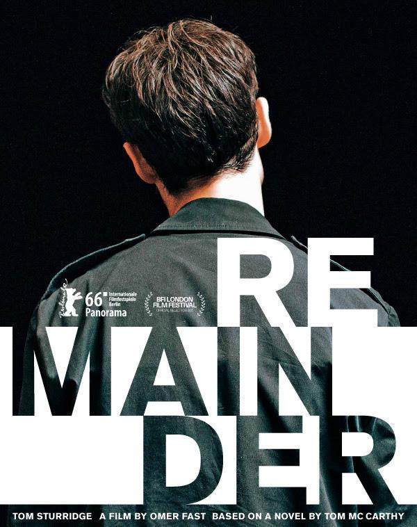Remainder film review