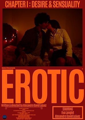 EROTIC - Chapter 1 : Desire & Sensuality - 7 Day Rental