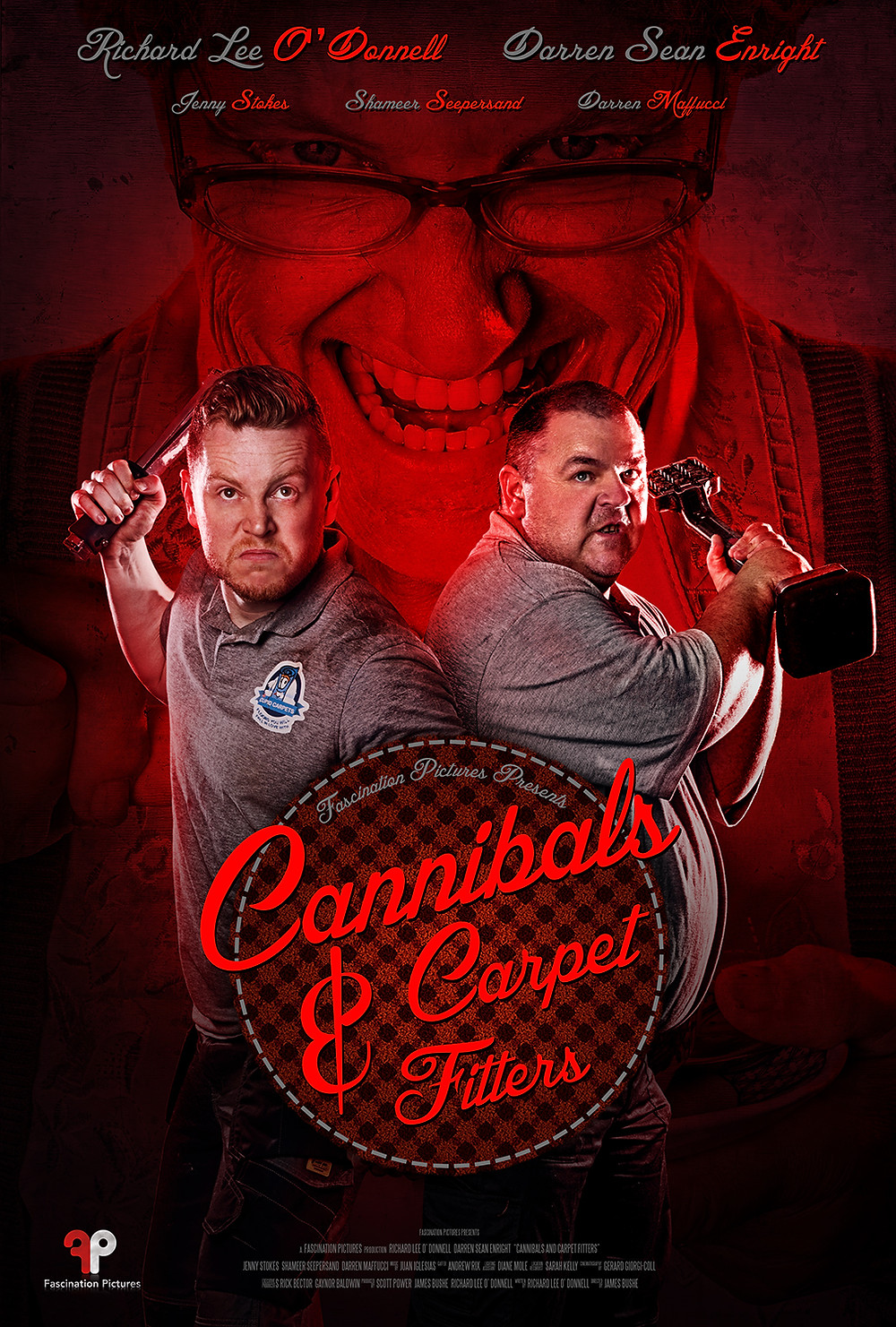 Cannibals & Carpet Fitters review