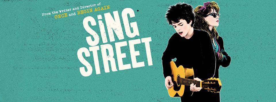 Sing Street film review UK