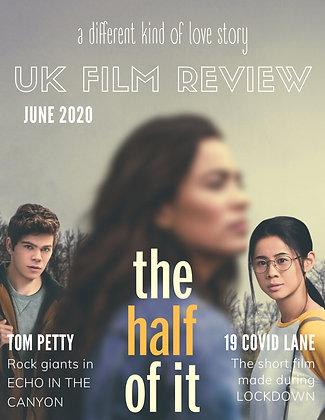 UK Film Review - June 2020