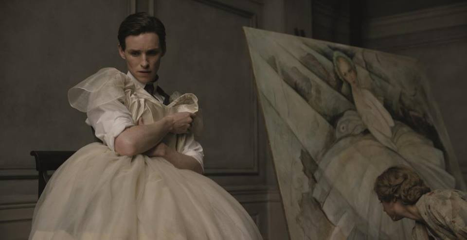 Eddie Redmayne The Danish Girl review