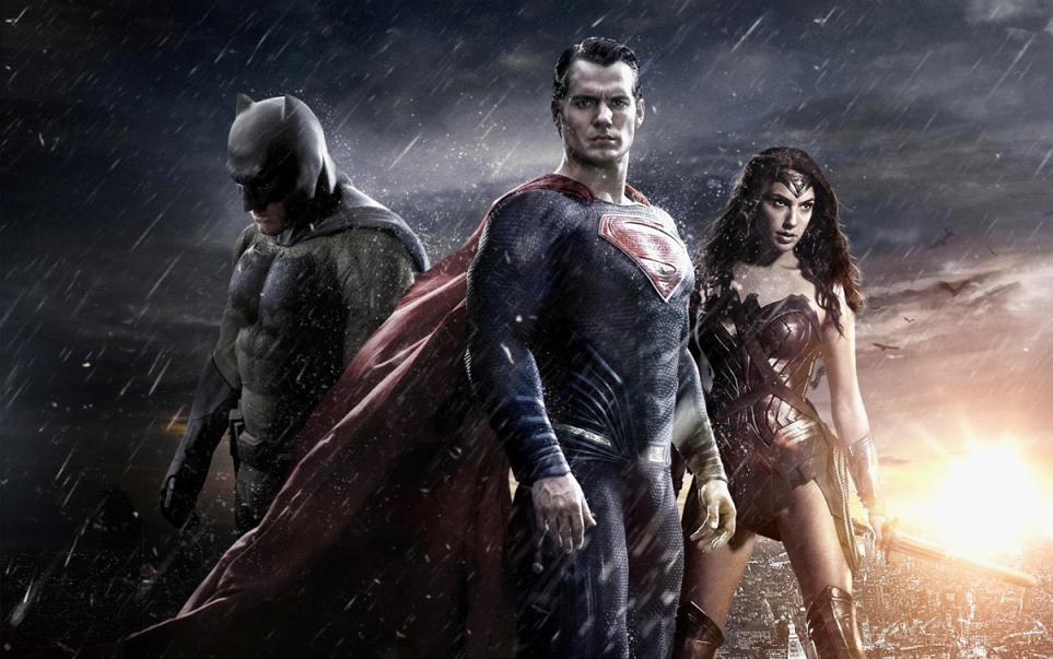film review Batman v Superman