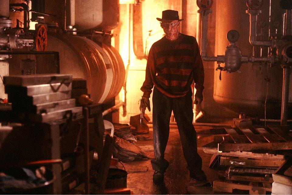 film reviews Freddy Krueger