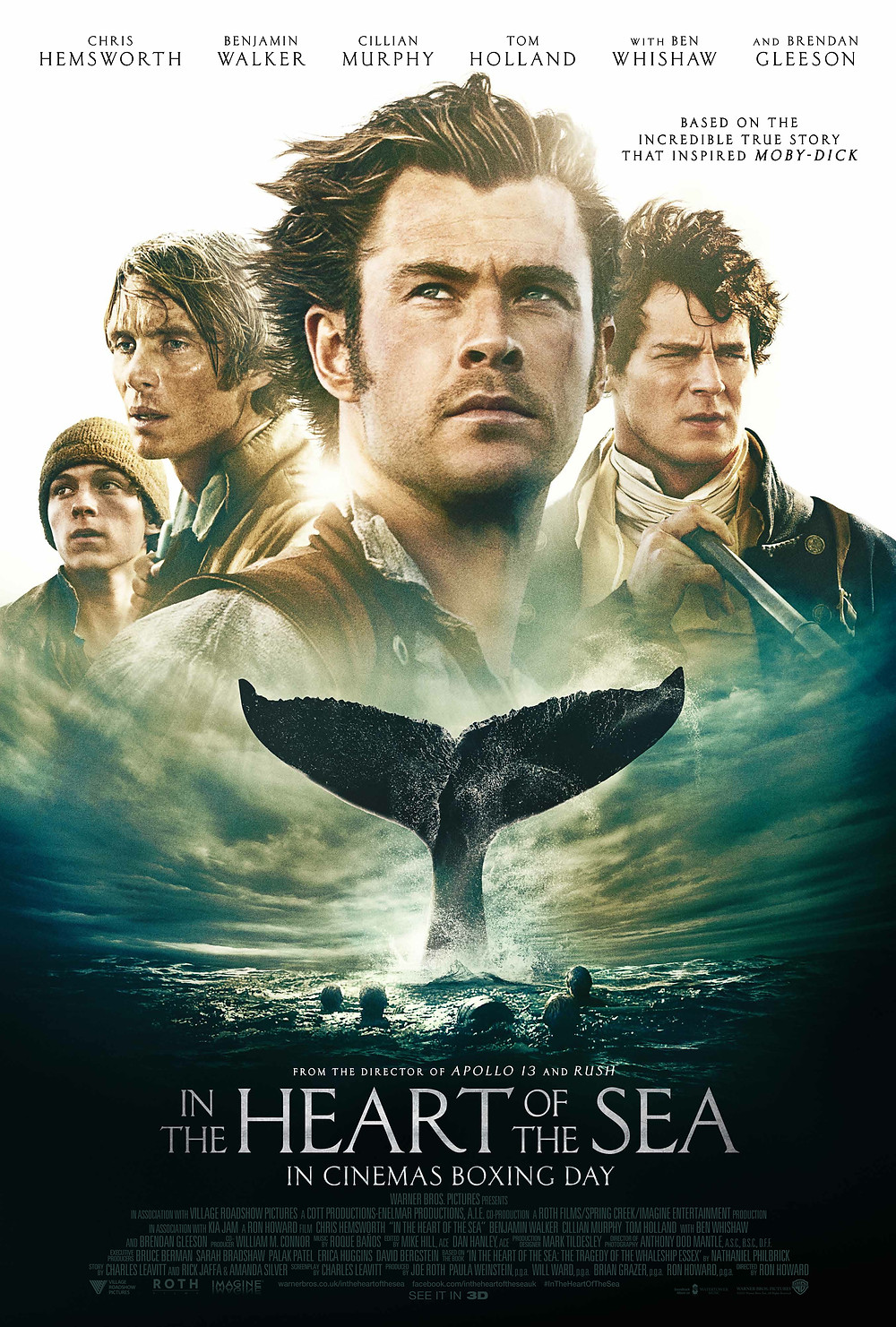 In the Heart of the Sea film review