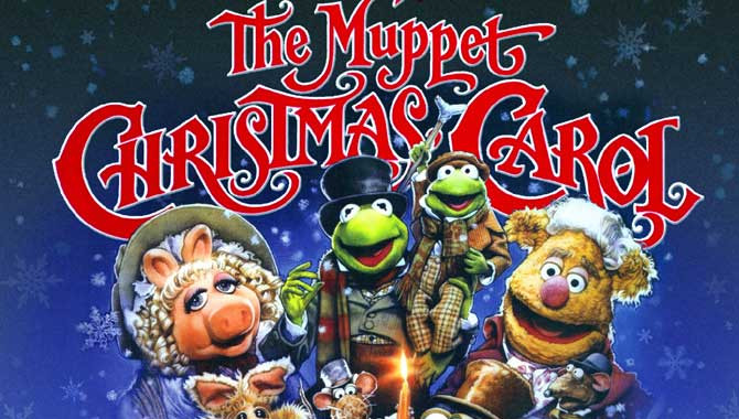 The Muppet Christmas Carol film review