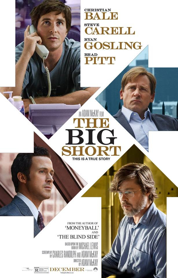 The Big Short UK film review