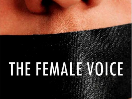 The Female Voice short film