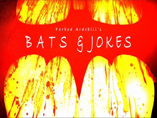 Bats and Jokes short film