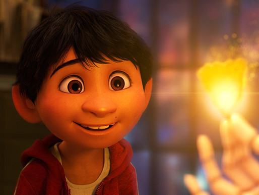 Coco animated film review