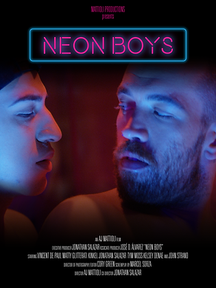 Neon Boys - 7 Day Rental