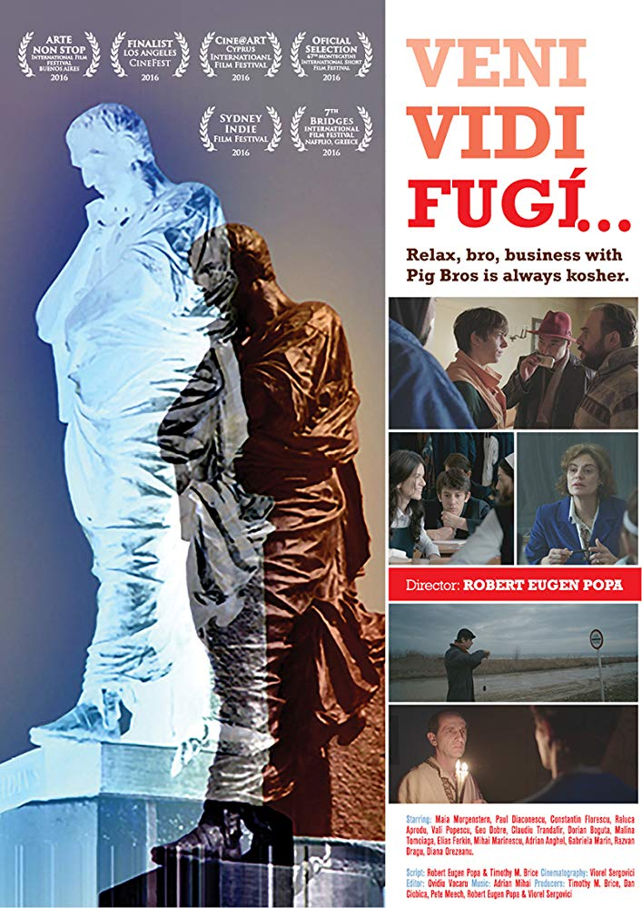 Veni, Vidi, Fugi: I Came, I Saw, I Fled UK Film Channel