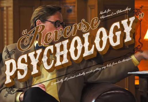 Reverse Psychology short film