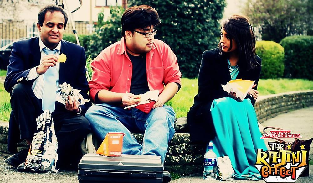 The Rajini Effect film review